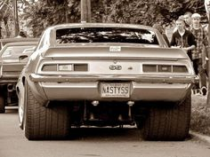 Just like like my women love cars with the a wide load !