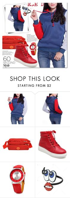 """""""Sport Outfit"""" by jecakns ❤ liked on Polyvore featuring GALA, StreetStyle, outfit, sport, sneakers and falltrend"""