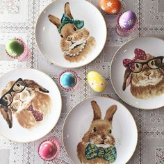 I can't stand how darling these bunnies are! #pier1lovecontest @pier1