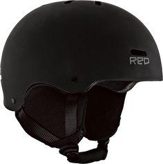 RED Trace Audio Classic Black 2013 Snowboard Helmet at Zumiez : PDP