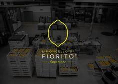 Limoncello di Fiorito #minimalwebsites  #webdesign #responsivewebdesign