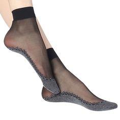 【 $7.99 & Free Shipping 】Autumn winter velvet cotton yarn Tim bottom trace invisible short paragraph women socks | worth buying on AliExpress