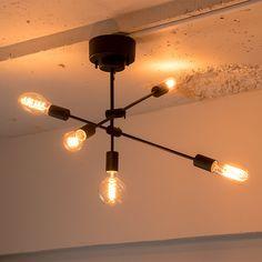 Mid-century Modern, Mid Century, Indoor, Ceiling Lights, Lighting, Interior, Design, Home Decor, Pendants