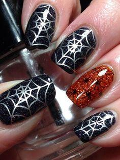 Holiday Nails Art Designs (16)
