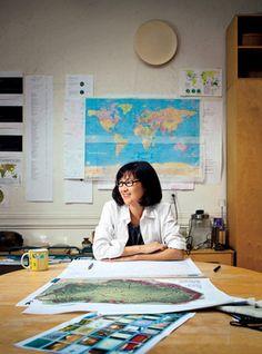 Artist and Architectural Designer - Maya Lin