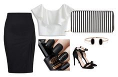 Untitled #5 by angielover15 on Polyvore featuring polyvore, fashion, style, Chicwish, STELLA McCARTNEY, New Look, Lulu*s and clothing