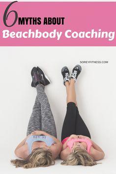 You aren't a Beachbody Coach Because..... http://soreyfitness.com/not-a-beachbody-coach-because/
