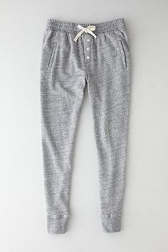 The perfect pair of sweat pants that you could get away with dressing up for a long plane ride. Certainly going on my holiday wish list...