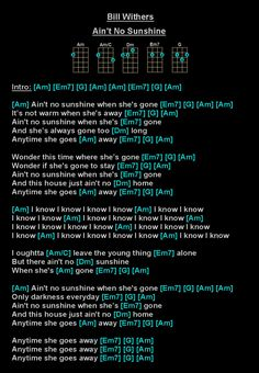 Guitar Chords For Songs, Guitar Chord Chart, Ukulele Songs, Music Guitar, Guitar Lessons, Acoustic Guitar, Music Tabs, Music Notes, Songs To Sing