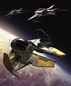 Star Wars - ARC-170 Clone Starfighters - Wall Mural & Photo Wallpaper - Photowall