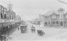 Spit Junction in Mosman in the Lower North Shore of Sydney (year unknown). Sydney Australia, North Shore, Historical Photos, Beaches, History, City, Outdoor, Beautiful, Vintage