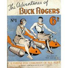 Buck Rogers Radio Show 1932