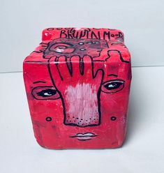 Buy Human box Mixed-media sculpture by Pavel Kuragin on Artfinder. Discover thousands of other original paintings, prints, sculptures and photography from independent artists. Wood Artwork, Mixed Media Sculpture, Small Sculptures, Lovers Art, Buy Art, Original Paintings, Miniatures, Abstract, Box