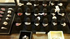 Size 7 Sterling Silver and White Sapphire/Topaz/Ruby/Opal  $10.00-$50.00.  815-529-2263