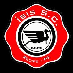 Íbis S.C. - Escudo Comemorativo de 100 Anos - Estilo TSAP - Criado Por Renato Zaraskyz.