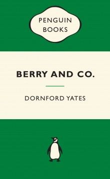Berry+and+Co:+Green+Popular+Penguins