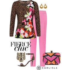 """Carlisle: Fierce Chic for Summer"" by carlislecollection on Polyvore"