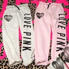 Pink sweats<3