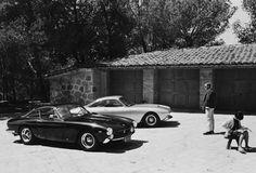 Ferrari 250 GT Lusso | Steve McQueen | 1963