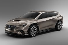 SUBARU VIZIV TOURER CONCEPT, 88th Geneva International Motor Show | SUBARU