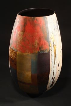 Tony Laverick Ceramic Artist. UK.