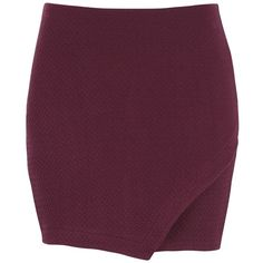 Marie skirt ($22) ❤ liked on Polyvore featuring skirts, purple skirt, stretch skirt, stretchy skirts and wrap skirt