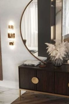 Interior design inspirations for your luxury entryway. Check more in our Blog! Luxury Lighting, Luxury Decor, Entryway Lighting, Closet Bedroom, Modern Chandelier, Interior Design Inspiration, Modern Design, Elegant, Wall