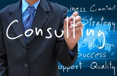 How To Be a Consultant: 10 Steps to Self Employment - Small Business Trends Technology Consulting, Consulting Firms, Simple Resume Template, Small Business Trends, Creative Web Design, Self Employment, Marketing Goals, Harvard Business School, Business Education