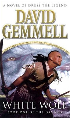 The start of a gripping new series in the tradition of THE DRENAI TALES. Introducing a compelling hero, with a guest appearance by Gemmell's most popular character of all - Druss the Legend. Fantasy Book Covers, Fantasy Books, Good Books, Books To Read, Wolf Book, Witch Queen, Reading Wall, David, White Wolf