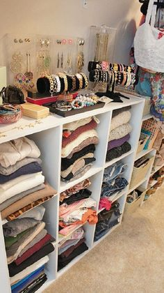 Having an organized home is what we all want and to have that storage cubes can be a great help. They are cheap and versatile and can be used to store a multitude of things.
