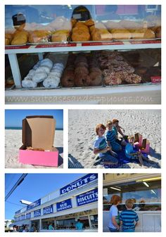 Thomas' Donuts Panama City Beach