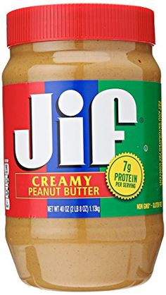 Jif Creamy Peanut Butter Twin Pack 80 Ounce >>> For more information, visit image link. (Note:Amazon affiliate link)