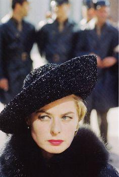Lady Hollywood, operaqueen: Ingrid Bergman, The Visit.