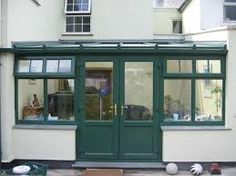 Image result for conservatory timber lean to
