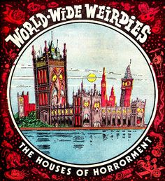 Ken Reid - World Wide Weirdies 66