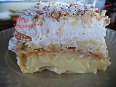 ευκολες συνταγες - Page 4 of 20 - Daddy-Cool. Greek Sweets, Greek Desserts, Party Desserts, Summer Desserts, Greek Recipes, Candy Recipes, Dessert Recipes, Cookbook Recipes, Cooking Recipes