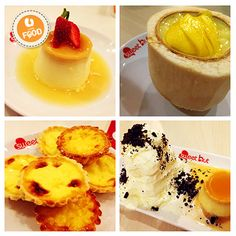 "Looking for a cafe which provide a wide range of desserts? Choose ""Sweet Hut""! The desserts are excellent especially in this hot climate. Don't forget to try their caramel pudding. It is soft and nice! Have a sweet day!  #UFoodDessert #UFoodSelangor #UFood"