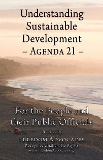 Understanding Sustainable Development - Agenda 21  Exposing Agenda 21 & Sustainable Development: Imagine a legislated brotherhood of business where favored businesses get to go to the front of the line for permits, licenses & opportunities merely because they agree to advance the principles of Agenda 21?