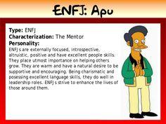 ENFJ Personality