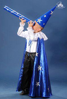 """Прокат. Детский карнавальный костюм """"Звездочёт"""""""
