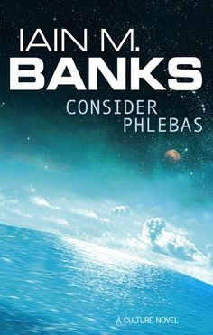 I've read about half of the culture books by Iain M Banks so far, this was the first one I read. Great reads if you like science fiction.