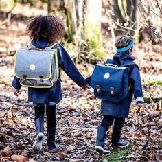 Ranzen, Mäppchen & Tipps für den Schulanfang