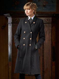 rossknecht coat - outerwear - women - Gorsuch