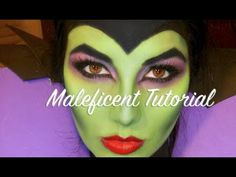 PinkStylists Villains in Vogue Contest Entry: Maleficent by Denean Dale ❤ - YouTube