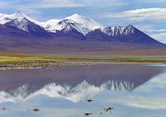 Reflections, Bolivia by Rory O'Bryen