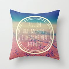 Infinite Throw Pillow by Josrick - $20.00