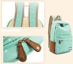 Aliexpress.com  Купить Новый 2015 женщины и мужские рюкзаки холст  водонепроницаемый дорожные сумки мода 9dc289d61ec