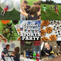 An Action Packed Sports Party - with Bubble Soccer Sports Birthday, Sports Party, Bubble Soccer, Honesty, Bubbles, Packing, Parenting, Parties, Action