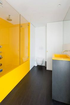 1000 images about polyester badkamer on pinterest toilets bathroom and showers - Badkamer donker ...