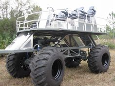 Home Built Hunting Buggies   FL Sportsman Buggy   Swamp Buggies of Florida